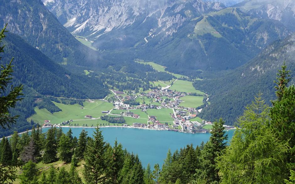 Auch am Achensee sind Freizeitwohnsitze begehrt.