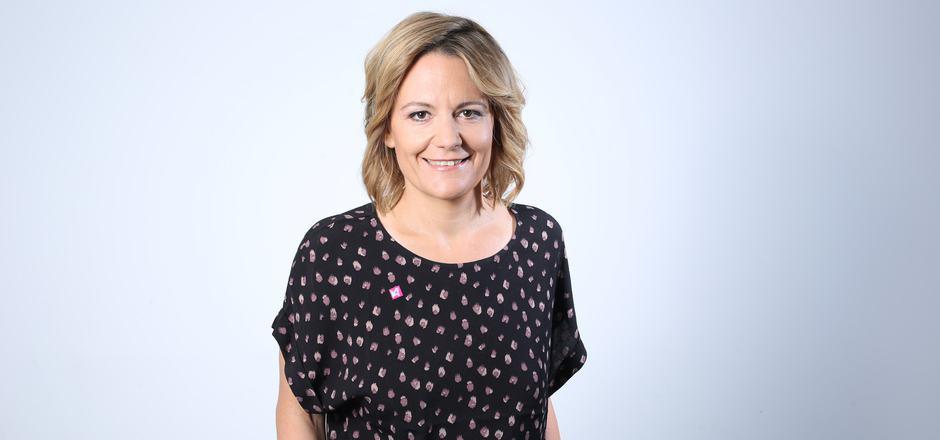 Die neue PULS 4 Senderchefin Stefanie Groiss-Horowitz.