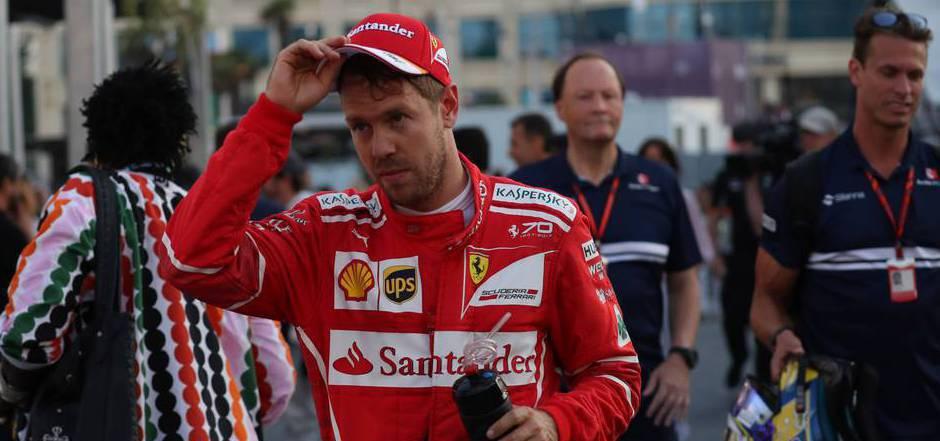 Vettel zeigte sich zuletzt reumütig.