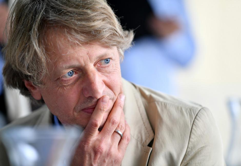 """Regisseur Michael Sturminger will Hugo von Hofmannsthals Traditionsstück """"Jedermann"""" aus der Sicht unserer Zeit erzählen."""