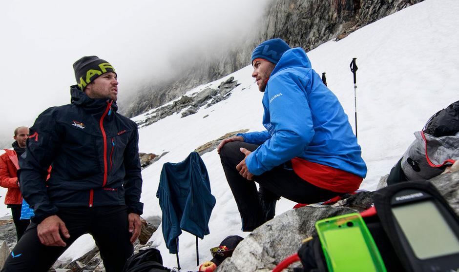 Stefan Gruber musste das Abenteuer Red Bull X-Alps vorzeitig beenden.