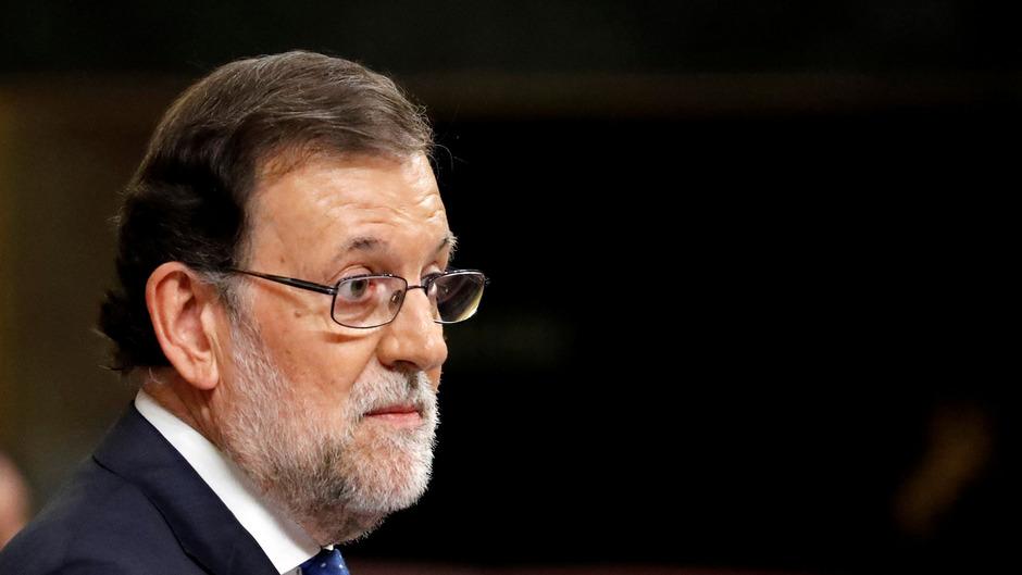 Spaniens Premier Mariano Rajoy.