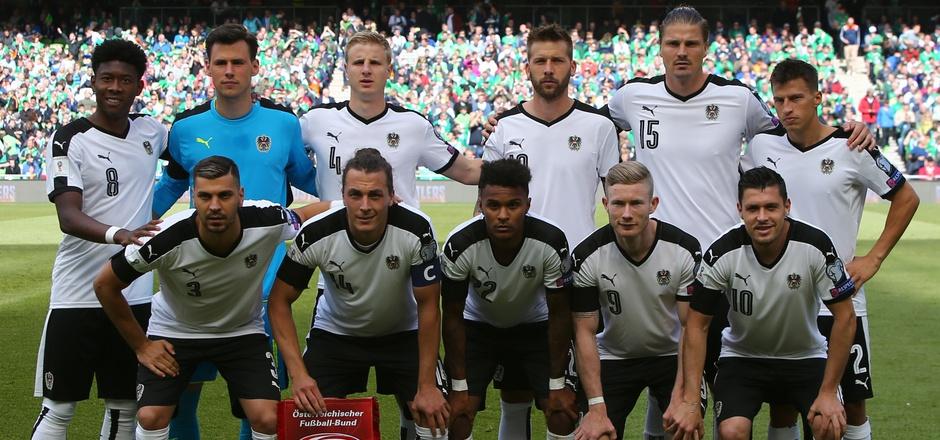 Das ÖFB-Team hat in der aktuellen FIFA-Rangliste zwei Plätze verloren.