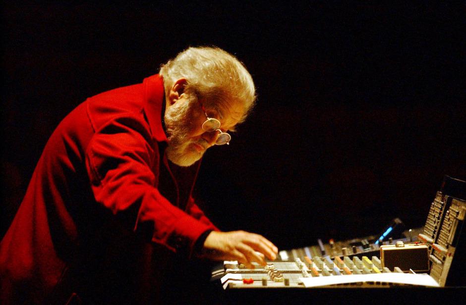 """Henrys berühmtestes Werk ist die """"Messe pour le temps present"""" aus dem Jahr 1967."""