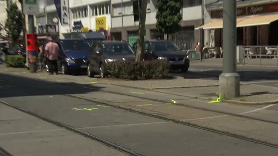 Vermutlich übersah die Frau bei dem Unfall in Wien-Simmering eine nahende Straßenbahn.