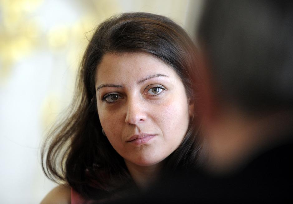 Staatssekretärin Muna Duzdar (SPÖ).
