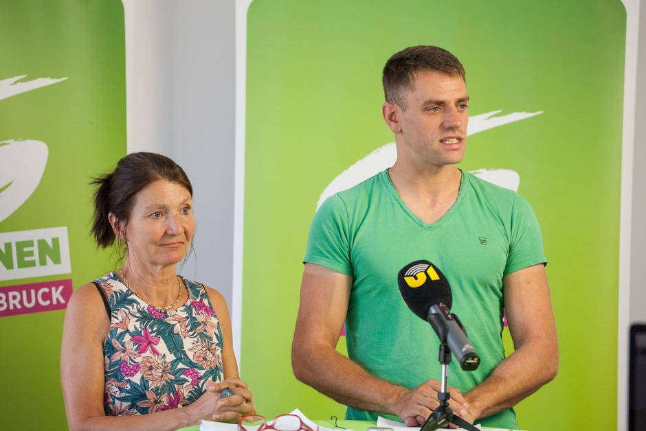 Für Uschi Schwarzl und Gebi Mair ist das Olympische Komitee gefordert.