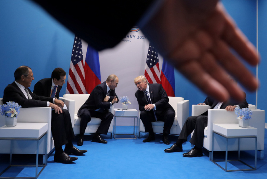 Die Chemie habe gestimmt, die beiden Präsidenten hätten schnell einen Draht zueinander gefunden, sagte US-Außenminister Rex Tillerson.