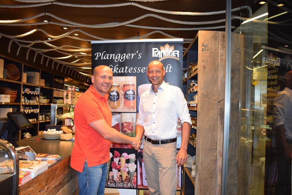 Plangger folgt Heimatgold in Kitz Galleria   Tiroler Tageszeitung ... d56cb3b116