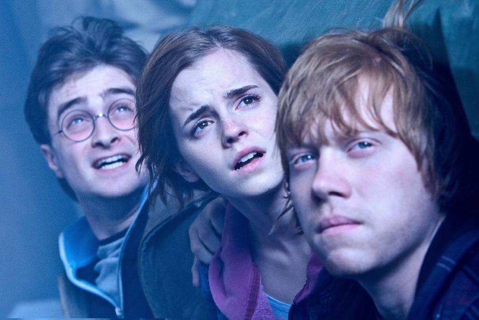 """Eine Szene aus dem Film """"Harry Potter und die Heiligtümer des Todes, Teil 2"""". Das neue Buch spielt 19 Jahre später."""