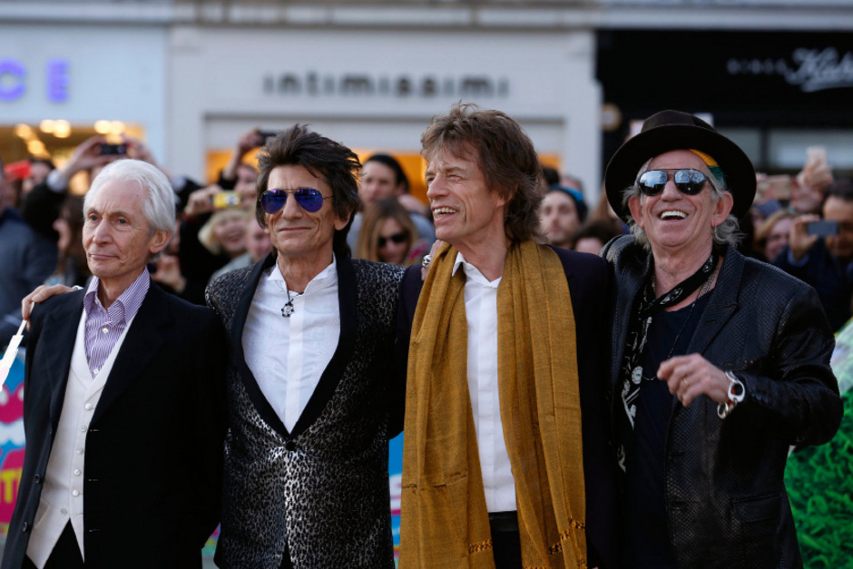 Keith Richards Kündigt Neues Album Der Rolling Stones An Tiroler