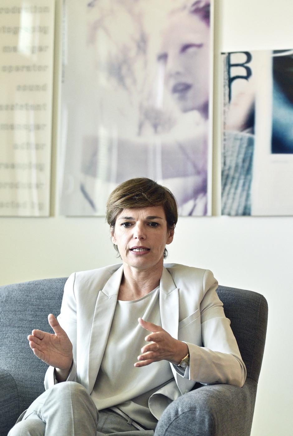 Gesundheits- und Frauenministerin Pamela Rendi-Wagner wird für Kanzler Christian Kern immer mehr zum Atout.
