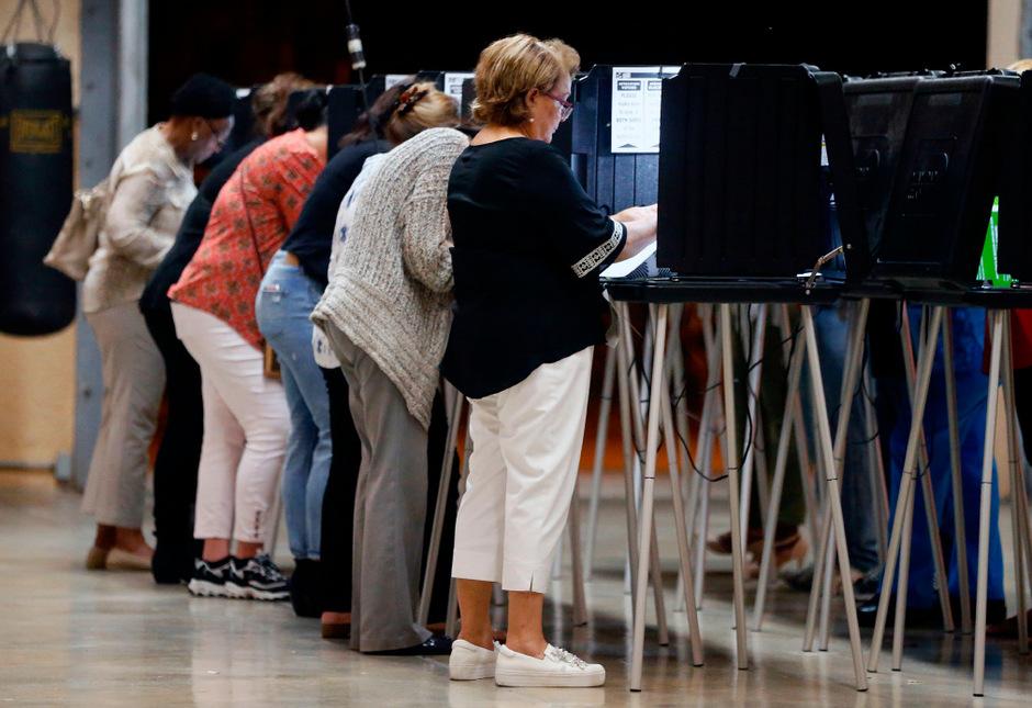 In Florida drohen Neuwahlen.