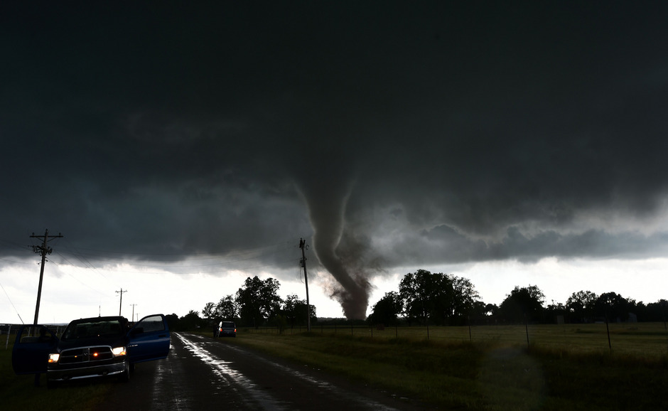 Tornado in Oklahoma. (Archivfoto)