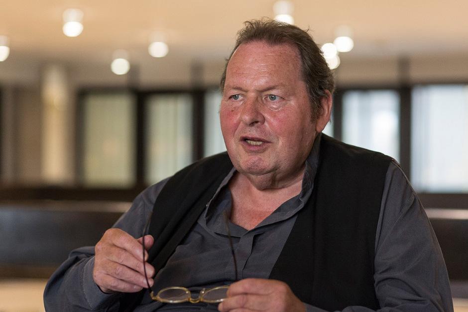 Ottfried Fischer meldet sich zurück. Viele neue Projekte hat der 63-Jährige schon im Kopf.