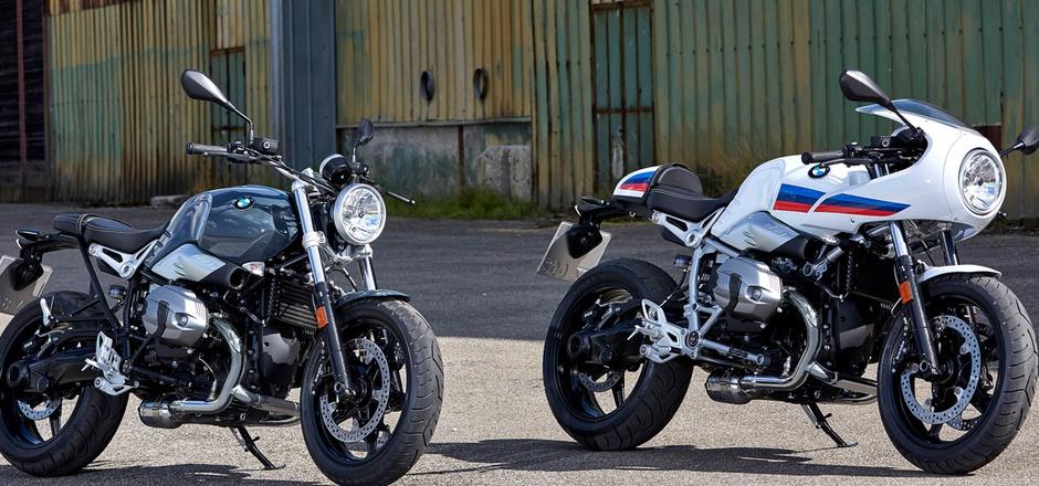 Die BMW R nineT Racer und R nineT Pure: Puristisches Roadster-Feeling und sportive Dynamik nach klassischen Konzepten.