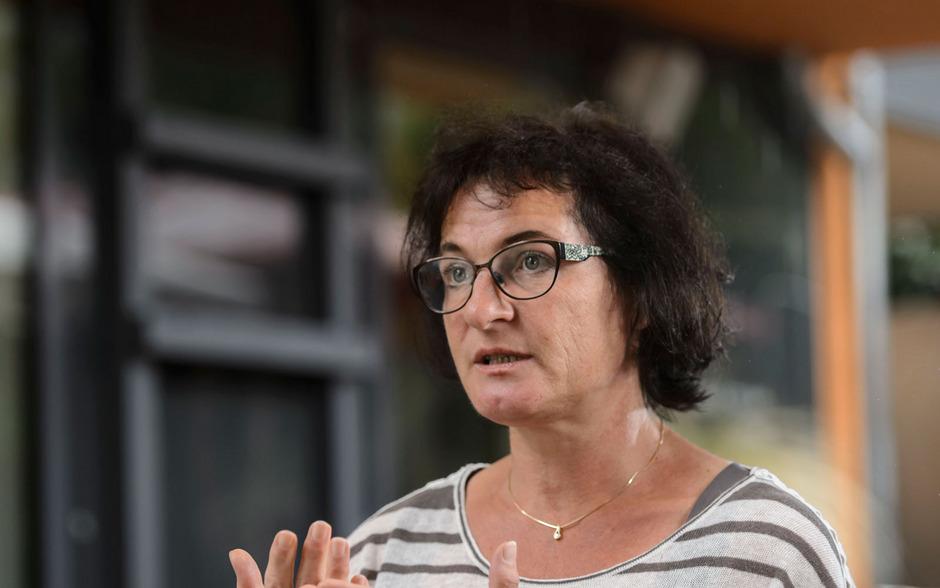 Professorin für Kulturwissenschaft und Kulturmanagement an der FH Kufstein: Verena Teissl.