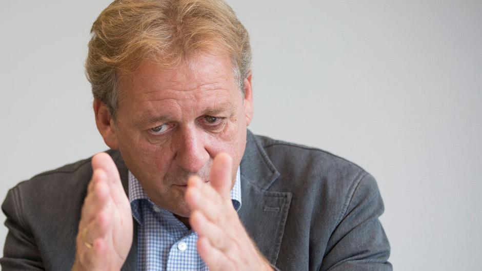 AK-Präsident Erwin Zangerl.