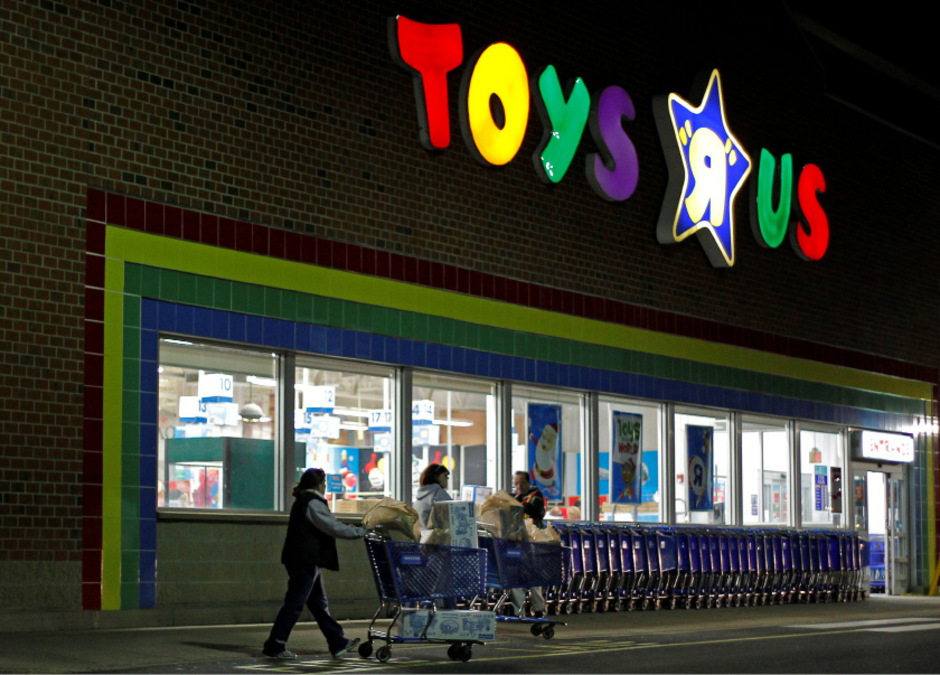 Toys \'R\' Us vor der Insolvenz: So ist die Lage in Österreich ...