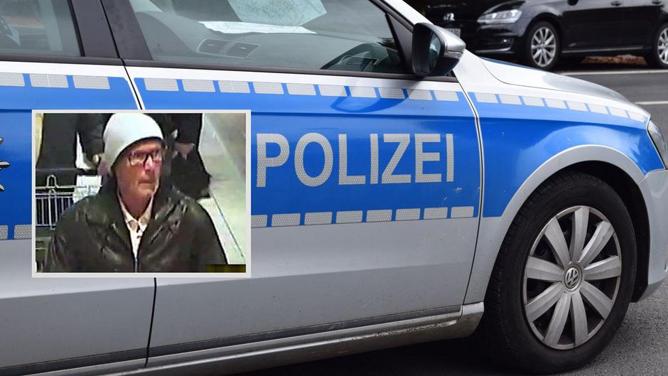 Die Polizei sucht nach dem etwa 50 Jahre alten Mann, der vergiftete Lebensmittel in Supermärkten in Friedrichshafen deponiert haben soll.