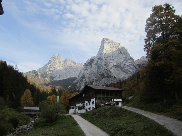 Klettersteig Kitzbühel : Klettersteig kufstein im reich der gamsen tiroler tageszeitung
