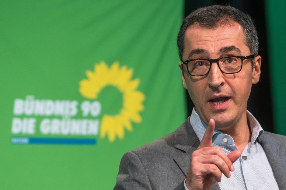 Vorsitzender des  Verkehrsausschusses im Bundestag, Cem Özdemir.