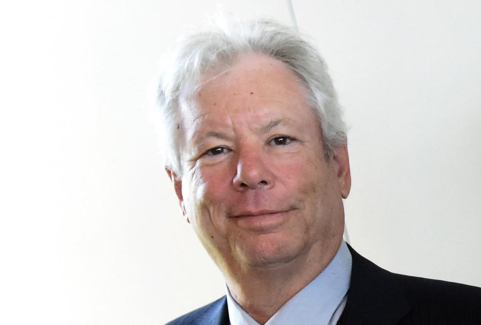 Der diesjährige Nobelpreisgewinner Richard Thaler.