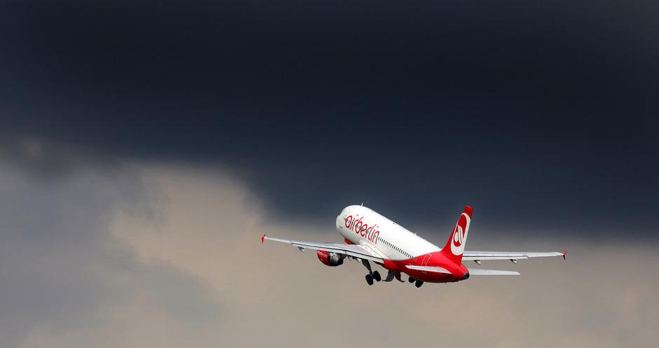Bereits Ende Oktober heben die Air Berlin Maschinen zum letzten Mal unter diesem Namen ab.