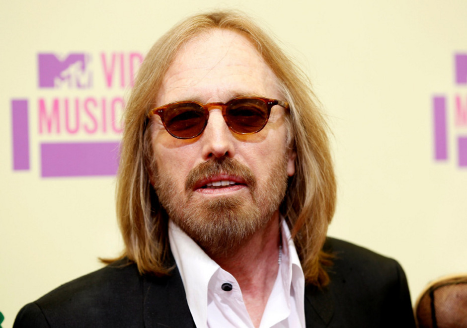 Tom Petty 2012 in Los Angeles.