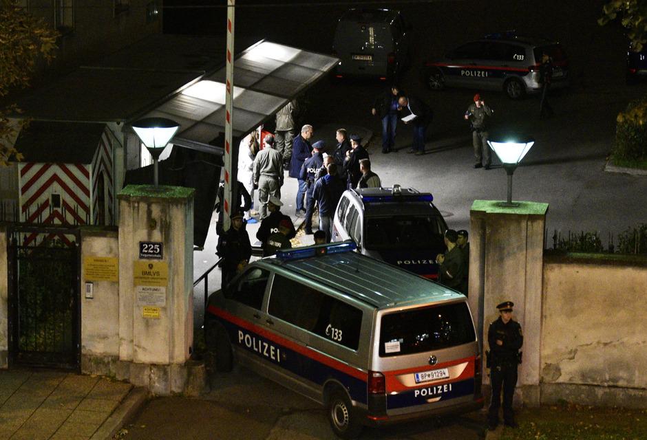 Am 9. Oktober wurde ein Rekut in Wien-Leopoldstadt durch einen Schuss getötet.