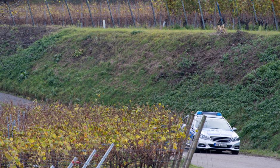 Die Leiche der Joggerin wurde in den Weinbergen bei Endingen gefunden.