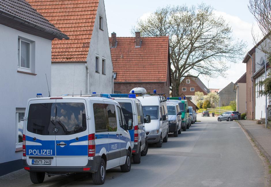 """Das """"Horrorhaus"""" von Höxter, wie es von der Boulevardpresse getauft wurde, ist mittlerweile verkauft worden."""