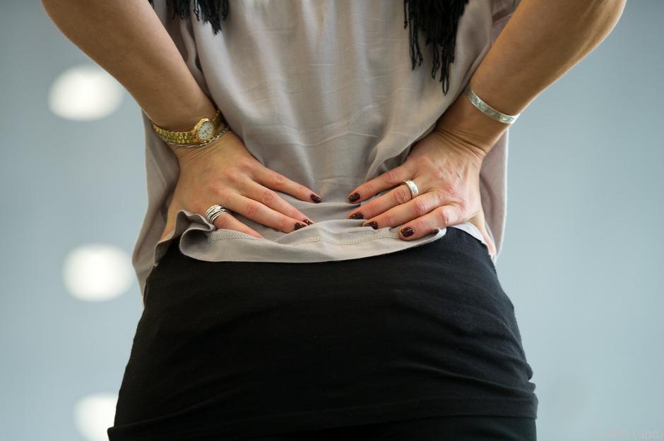 Erkrankungen im Muskel-Skelett-Systems sind heutzutage eine der Hauputursachen für das Fernbleiben vom Arbeitsplatz.