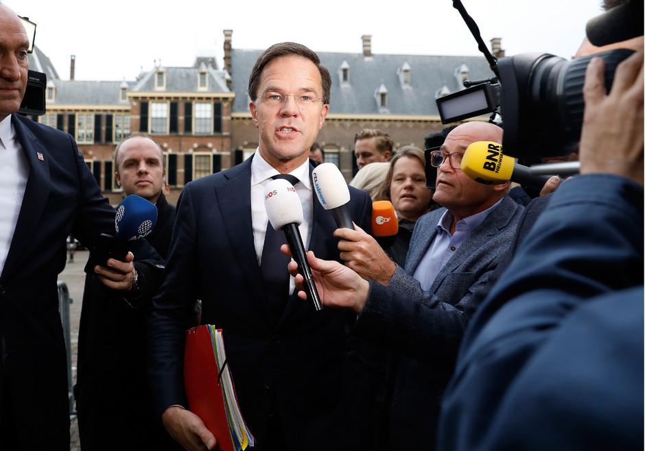 Mark Rutte wird die Niederlande auch künftig als Regierungschef anführen.