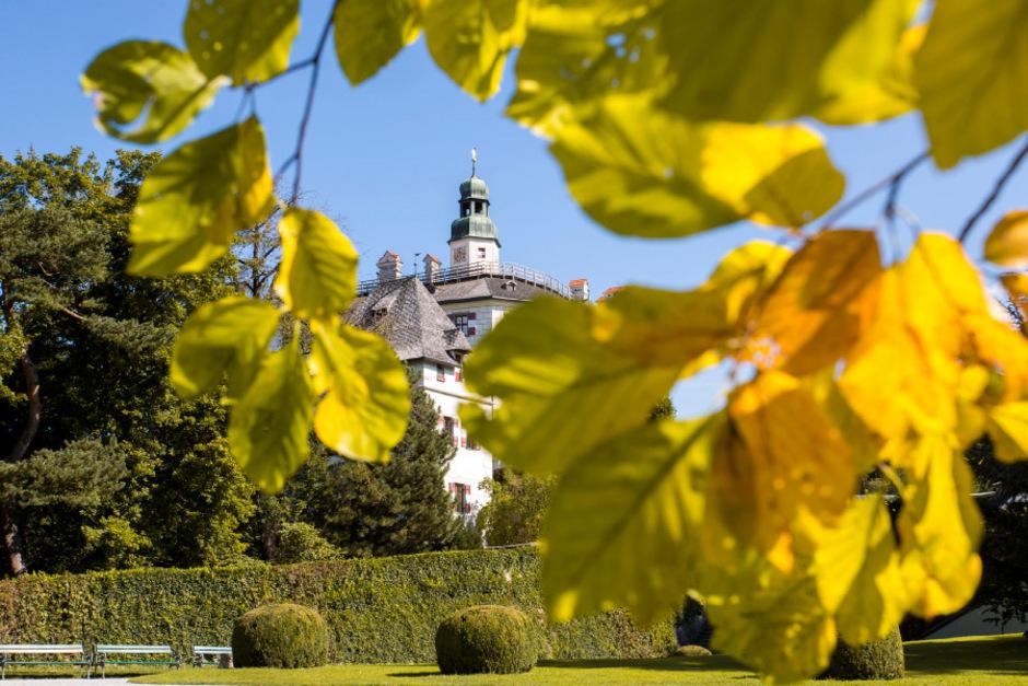 In Tirol steht uns goldenes Oktoberwetter mit viel Sonnenschein ins Haus.
