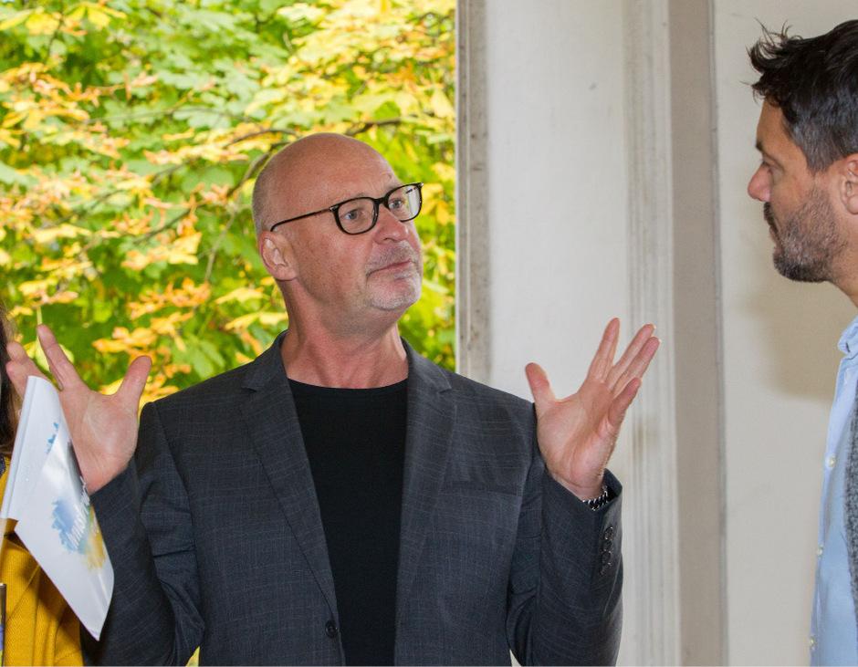 Landestheater-Intendant Johannes Reitmeier deklarierten sich am Dienstag als Olympia-Befürworter.