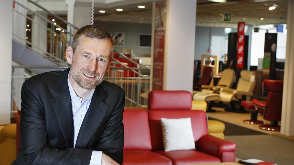 Laut Kika/Leiner-Chef Gunnar George ist der österreichische Möbelmarkt noch weit härter umkämpft als der deutsche.