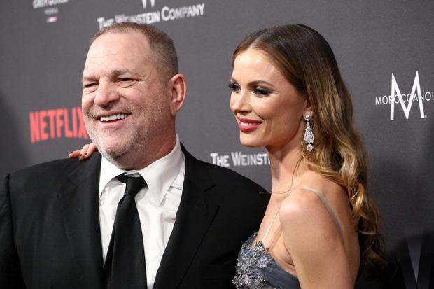 Georgina Chapman hat sich von ihrem Ehemann Harvey Weinstein getrennt.