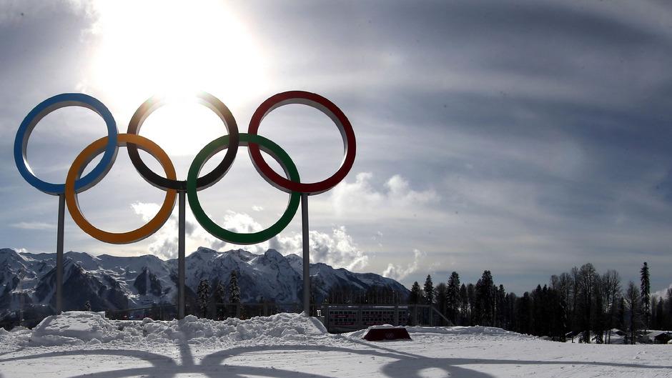 Am Sonntag stehen in Tirol bei der Volksbefragung auch die fünf Ringe im Mittelpunkt.