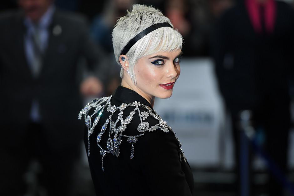Auch Cara Delevigne wurde von Weinstein bedrängt.