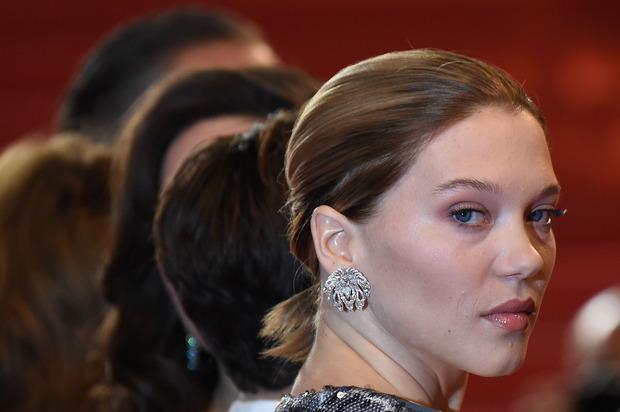 Lea Seydoux wirft dem Medienmogul Weinstein sexuelle Belästigung vor.