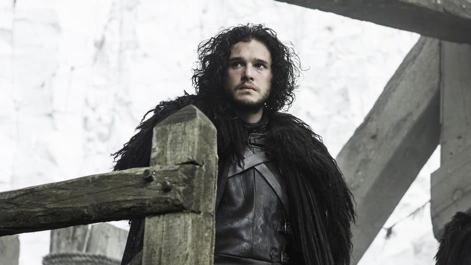 """Kit Harington als Jon Snow in """"Game of Thrones""""."""
