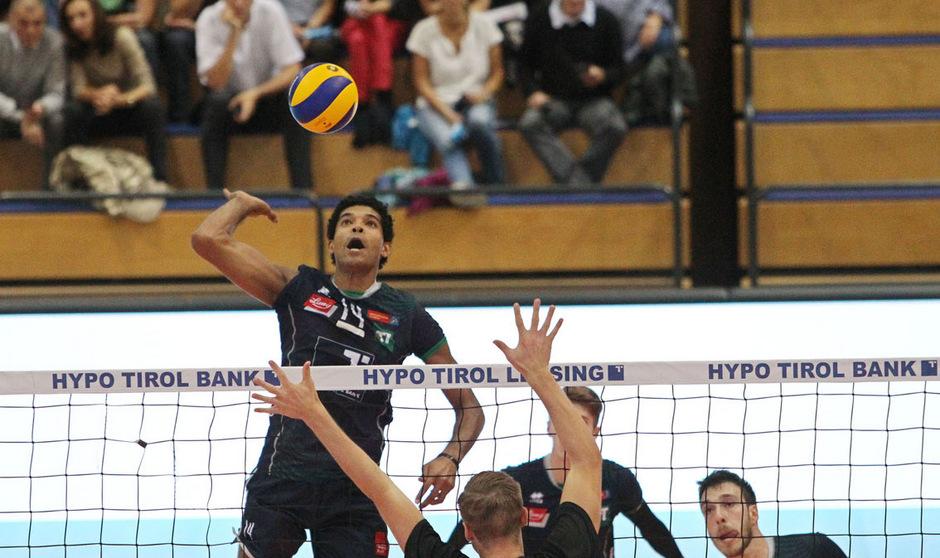 Österreichs aktueller Volleyball-Meister startet in ein neues sportliches Abenteuer.