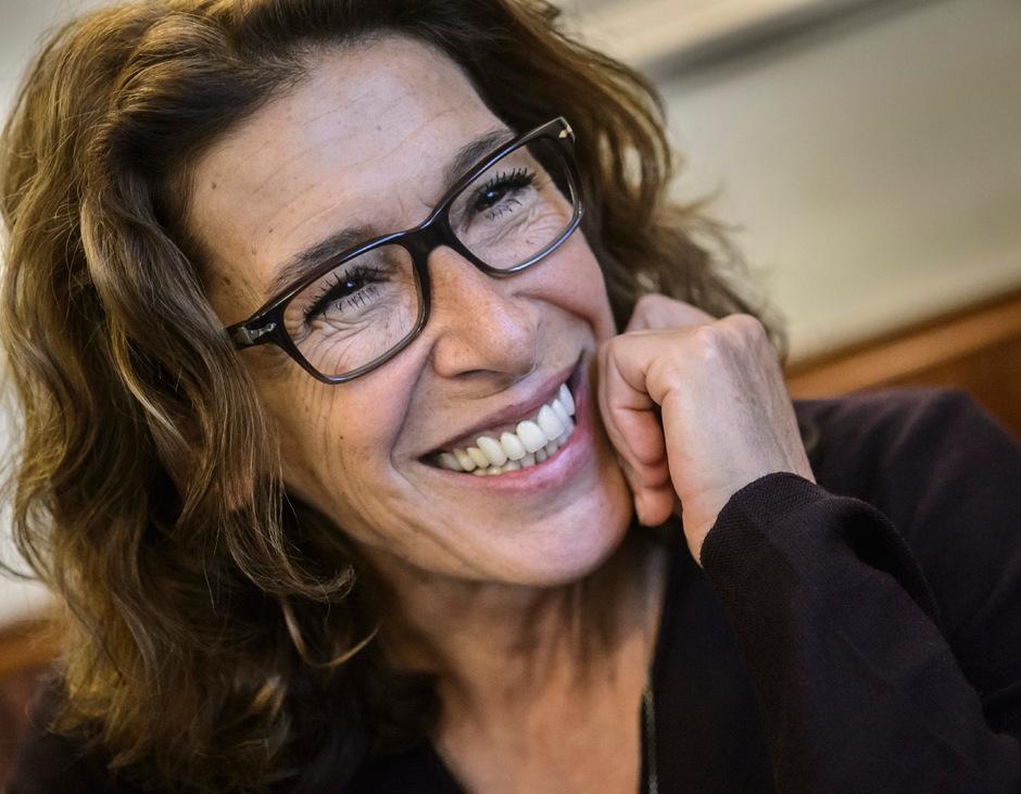 Authentisch, sympathisch und ehrlich. Adele Neuhauser (58) ging durch schwere Zeiten, hat aber das Lachen nicht verlernt.