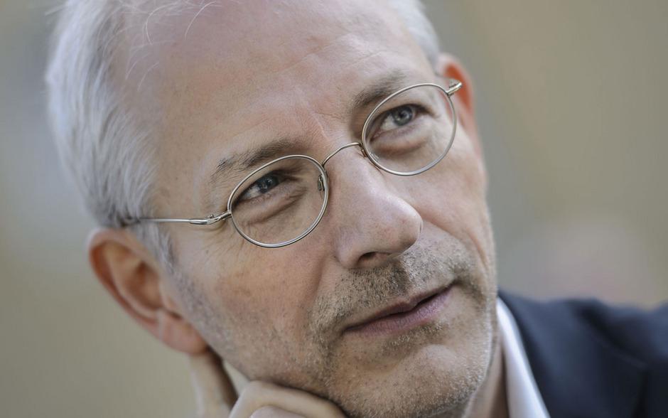 Der Salzburger Kulturmanager und Orchesterleiter Wolfgang Laubichler leitet das Haus der Musik.