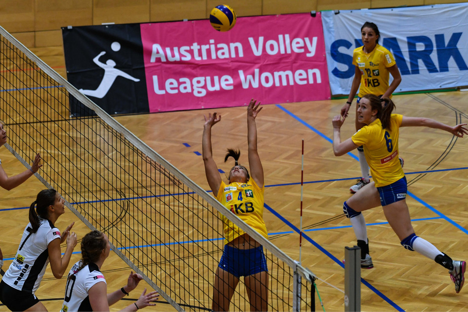 Heute spielt der VC Tirol um den ersten Saisonsieg.