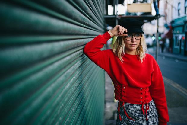 """Internet-Bloggerin Luise Morgen alias """"KleinstadtCarrie"""" ist seit zwei Jahren Single."""