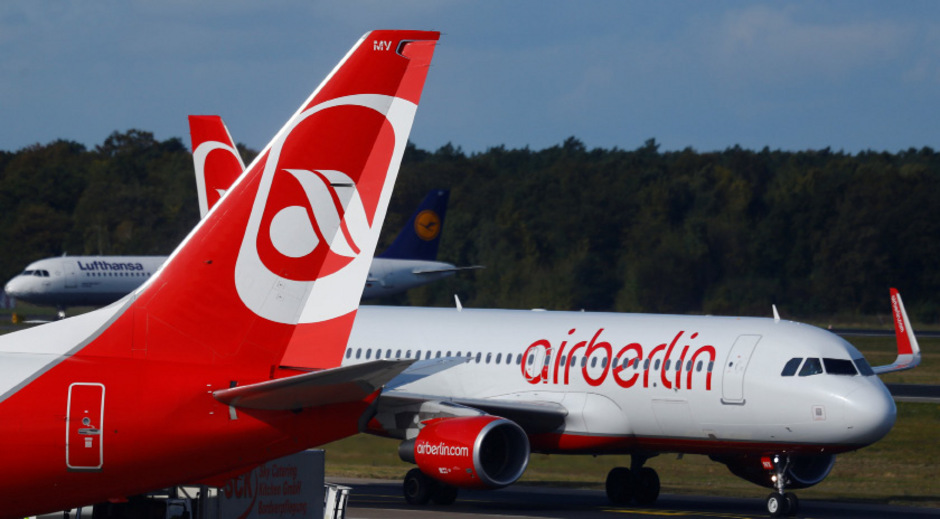 Air Berlin ist insolvent.