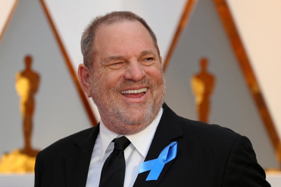 Hollywood-Produzent Harvey Weinstein.