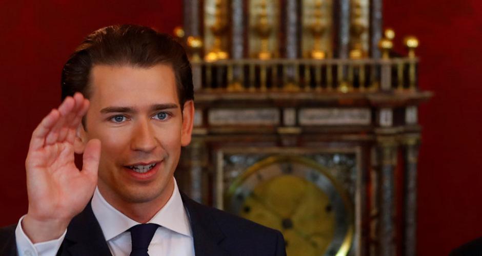 ÖVP-Obmann Sebastian Kurz wird am Freitag offiziell mit der Regierungsbildung beauftragt.